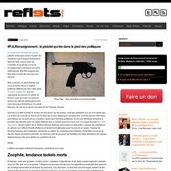 #PJLRenseignement : le pistolet qui tire dans le pied des politiques : Reflets