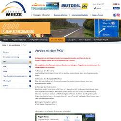 Pkw - Airport Weeze - Flughafen