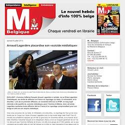 Arnaud Lagardère placardise son «suicide médiatique»