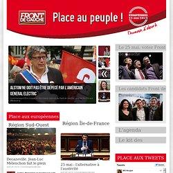 Appel des comités de soutien - Front de Gauche