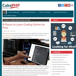 8 Places to Learn Coding Online for Free