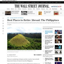 Best Places to Retire Abroad: The Philippines