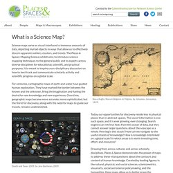 Places & Spaces: Mapping Science