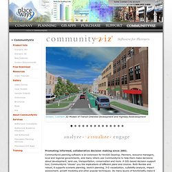 LLC - CommunityViz