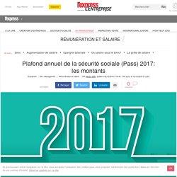 Plafond annuel de la sécurité sociale: montant annuel, mensuel, horaire...