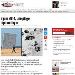 En direct - En Normandie, Hollande joue l'entremetteur avec Poutine