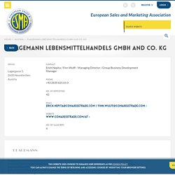 Plagemann Lebensmittelhandels GmbH and Co. KG