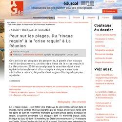La Réunion : présentation et nouveaux enjeux