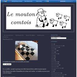Plaid Boucle d'or - Le blog de nananne