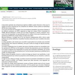 Algérie:Plaidoyer pour la création de zones d'activité pour les entreprises du BTPH - Maghreb Emergent