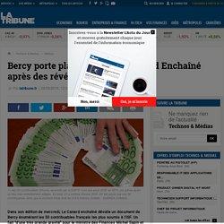 Bercy porte plainte contre le Canard Enchaîné après des révélations sur l'ISF