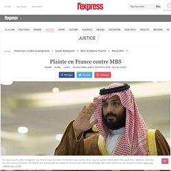Plainte en France contre l'héritier saoudien