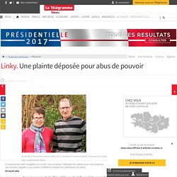Linky. Une plainte déposée pour abus de pouvoir - Plouzané - LeTelegramme.fr