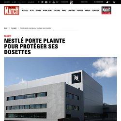 Nestlé porte plainte pour protéger ses dosettes