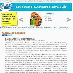 Plaisir et bonheur - [Philofacile.com]