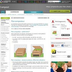 Plan composteur: fabriquer soi-même son plan composteur