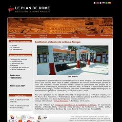 Plan de Rome