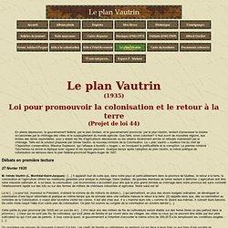 Plan Vautrin