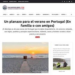 Un planazo para el verano en Portugal en familia