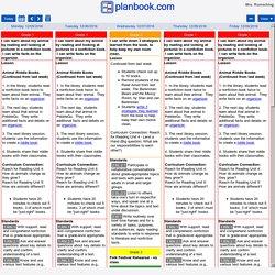 Online Lesson Planner