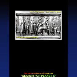 Planet X, Nibiru, Ancient Astronauts, NASA, UFO's
