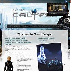 Planet Calypso - Inicio