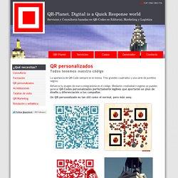 Diseño de QR-Codes personalizados