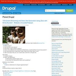 Planet Drupal