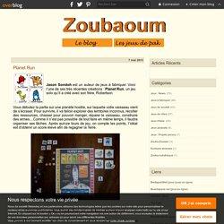 Planet Run - Zoubaoum