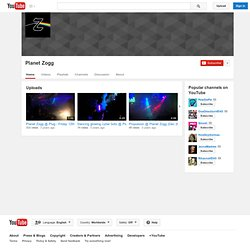 ThePlanetZogg's Channel‬‏