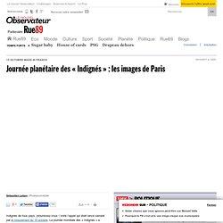 Journée planétaire des «indignés»: les images de Paris