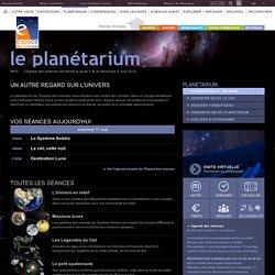 Planétarium - Espace-Sciences