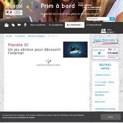 Planète 01 - Prim à bord