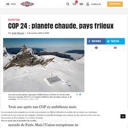 COP 24: planète chaude, pays frileux