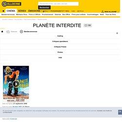Planète interdite - 1957