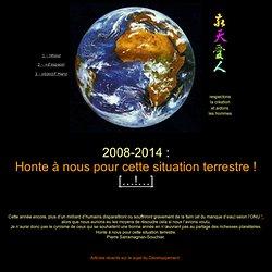 la planète Terre en 2010