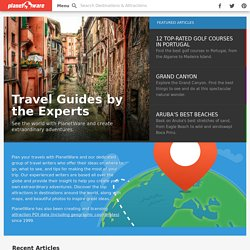 PlanetWare TravelGuide