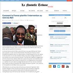 Soutien de la France au nord du Mali