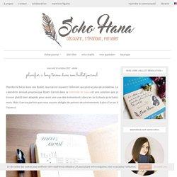 Planifier à long terme dans son Bullet Journal - Soho Hana