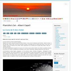 Planisferi.Cat - Albert Capell