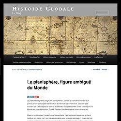 Le planisphère, figure ambiguë du Monde