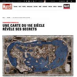 Planisphère deMartellus - Une carte du 15e siècle révèle ses secrets