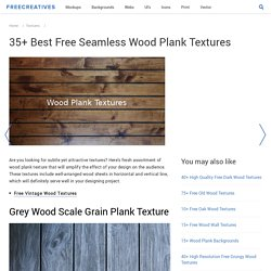 35+ Free Wood Plank Textures | FreeCreatives