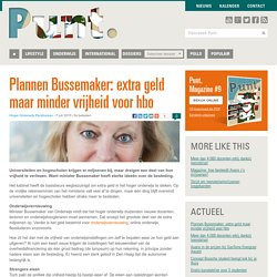Plannen Bussemaker: extra geld maar minder vrijheid voor hbo