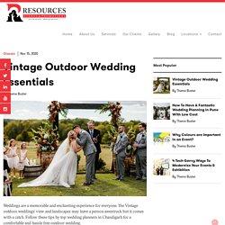 Top Wedding Planners in Chandigarh