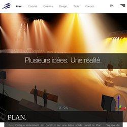Plannification d'événement à Montreal
