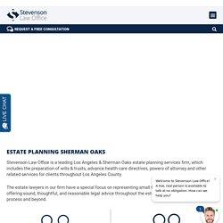 Los Angeles Estate Planning Lawyer