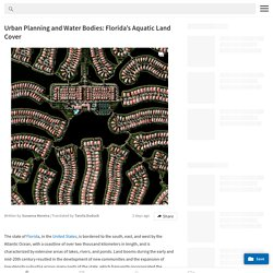 Urban Planning and Water Bodies: Florida's Aquatic Land Cover