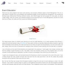 Event Management– Eventure
