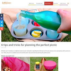 6 tips and tricks for planning the perfect picnic – Forkful